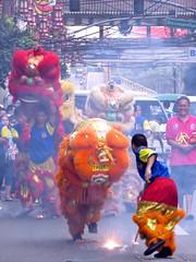 celebration (explore) (DOLCEVITALUX) Tags: fun celebration festivity liondance canonpowershotsx50hs