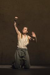 Hannah Shepherd in Hofesh Shechter's new work SUN (DanceTabs) Tags: uk london modern dance dancers dancing con