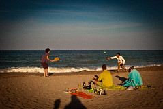 luna mai, Vama Veche, Romania 2011 (Andrei Butuman) Tags: color photography streetphotography romania epson blacksea vamaveche vama rd1 mareaneagra