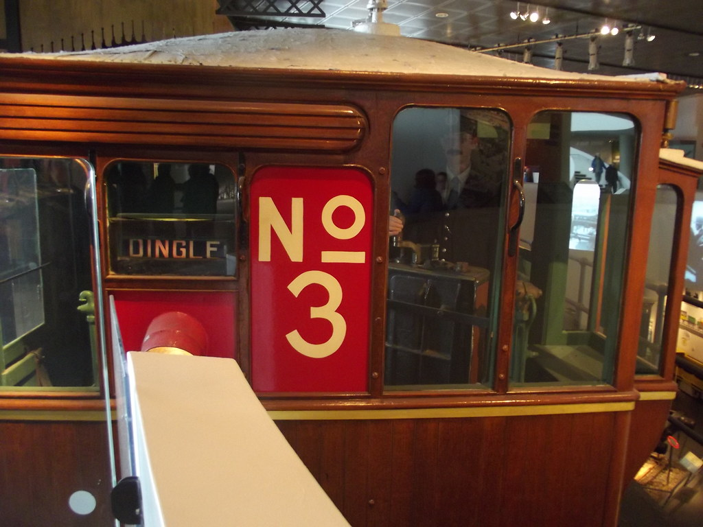 Inside The Museum Of Liverpool