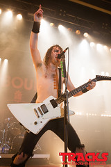 """Airbourne @ Volkshaus - Zurich • <a style=""""font-size:0.8em;"""" href=""""http://www.flickr.com/photos/32335787@N08/10807893165/"""" target=""""_blank"""">View on Flickr</a>"""