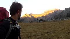 Late autumn shade of the Mont Blanc (Steve Behaeghel) Tags: france alps chamonix montblanc hautesavoie rouges tripreport grandesjorasses aguillesrouges