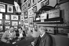 sailors reading room 1980s southwold suffolk UK (Homer Sykes) Tags: uk england people man men english person suffolk britain elderly 80s 1984 older british 1980s southwold seniors playingcards oap gbr southwould sailorsreadingroom archivestock