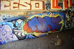 AERZ (STILSAYN) Tags: california graffiti oakland bay area 2013 aerz