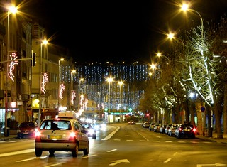 Le Puy-en-Velay (43), illuminations 2008
