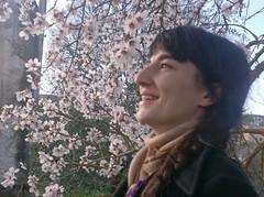 moi et le fleurs