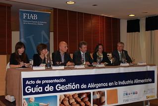 20131128 Presentación Guía de Gestión de Alérgenos en la Industria Alimentaria