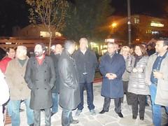 Χριστουγεννιάτικες εκδηλώσεις δήμος Φυλής (www.doxthi.gr) Tags: πλατεια εκδηλωσεισ δημοσ ανω λιοσια φυλησ χριστουγεννιατικεσ αναμμα δεντρου