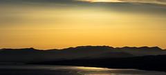A very yellow sunset (spot the wind turbines) Pefkos - Rhodes (Olympus OMD EM5 & Panasonic 35-100mm F2.8) (markdbaynham) Tags: sunset sea sky colour landscape greek four view hellas evil olympus panasonic greece grecia scenary micro third rodos rhodes f28 omd csc dodecanese hellenic mft em5 35100mm mirrorless u43 m43rd