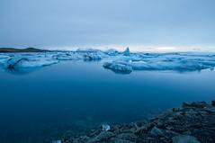 IMGP9515-2 (Luppenko) Tags: ocean winter sea snow cold ice water iceland pentax glacier jkullsarlon