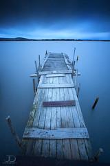 Waiting for Charon (JD Photographie.) Tags: longexposure lake julien big pond waiting time montpellier 09 lee charon filters grad ponton stopper étang hérault palavas gnd delaval abigfave