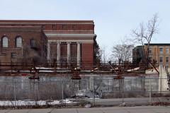 Madison Street, Worcester, MA (Mark Barnette) Tags: urban landscape ma massachusetts classical worcester markbarnette