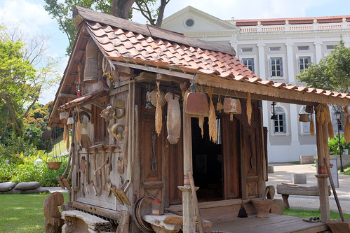 Lumbung Ilmu (Granary of Knowledge) by Public domain: Use these pix for any purpose, on Flickr