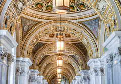 20140217 Library Of Congress 012 (Dan_Girard_Photography) Tags: architecture interior libraryofcongress dangirardphotography