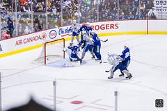 Vancouver Canucks by Ed Ng Photography (Ed Ng Photography) Tags: hockey nhl goal canucks scrimmage vancouvercanucks luongo robertoluongo rogersarena vancanucks strombone1