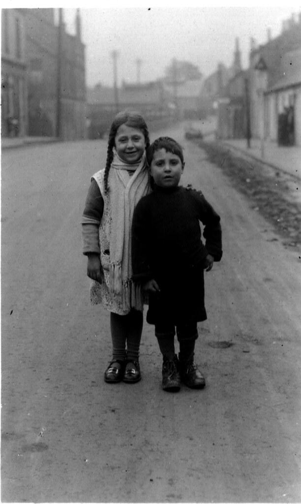 Mary and Johnny La Rocca 1930s
