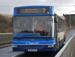 22512 - SF56 FKP (Cammies Transport Photography) Tags: man bus coach fife 7 east via kinetic flyover stagecoach dunfermline burntisland lancs in inverkeithing hillfield 22512 sf56fkp