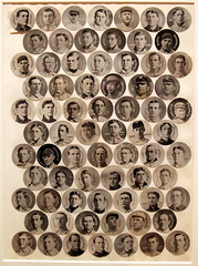 Stars of the Diamond, Colgan's Chips Gum Issue, 1909-11 (NJ Baseball) Tags: newyorkcity newyork museum themet metropolitanmuseumofart baseballcards deadballera burdickcollection jeffersonrburdickcollection