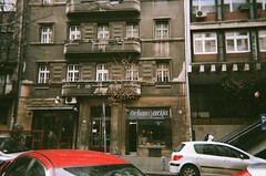 , Srbija (slo:motion) Tags: windows architecture serbia yu beograd srbija   mechanizacija