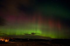 Aurora Borealis VIII (chimpaction) Tags: scotland nikon aberdeenshire northernlights auroraborealis alford d90 sigma1020