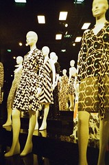 lomo LC-A-900401851-DVF-LACMA-pattern (Kidders536) Tags: california film contrast analog 35mm catchycolors lomo lca xpro lomography crossprocessed doubleexposure toycamera lofi plasticfantastic saturation analogue lacma lomographic dianevonfurstenberg thewrap dvf journeyofadress lomographysunsetstrip100