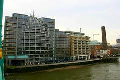 From Southwark Bridge, River Thames, London (beareye2010) Tags: london thames globe tatemodern riverthames southwark bankside se1 theglobe southwarkbridge banksidepowerstation
