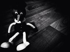(dreamertramp77) Tags: dark noise pinokio noirfilter uploaded:by=flickrmobile flickriosapp:filter=noir
