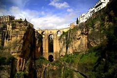 PUENTE NUEVO - RONDA (odradek78) Tags: espaa puente spain ronda pont andalusia espagne