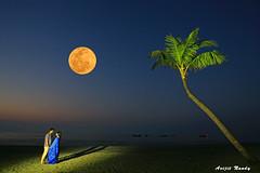 Moon Love (AvijitNandy) Tags:
