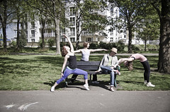 yoga (HybridDave) Tags: tree london yoga dave pose flow photography nikon meditate peace dancers prayer peaceful calm zen hybrid wandsworth pilates putney mudra ashtanga sideangle thoy vinyasa houseofyoga jasonpooley