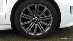 "Peugeot alloy wheel repair by We Fix Alloys • <a style=""font-size:0.8em;"" href=""http://www.flickr.com/photos/75836697@N06/13918182849/"" target=""_blank"">View on Flickr</a>"
