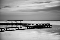 La Ribera (Jairo Galbis ) Tags: camera sea bw españa color blancoynegro landscape mar spain nikon october paisaje murcia octubre mes año tipo cámara fecha santiagodelaribera 2013 nikond90 jgfotoweb