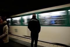 Parigi sotterranea (Daniela Carboni) Tags: paris metro parigi