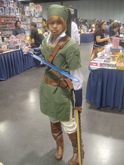 AM2 Con 2012 Link cosplay (Doug Kline) Tags: anime cosplay link legendofzelda am2 anaheimconventioncenter am2con