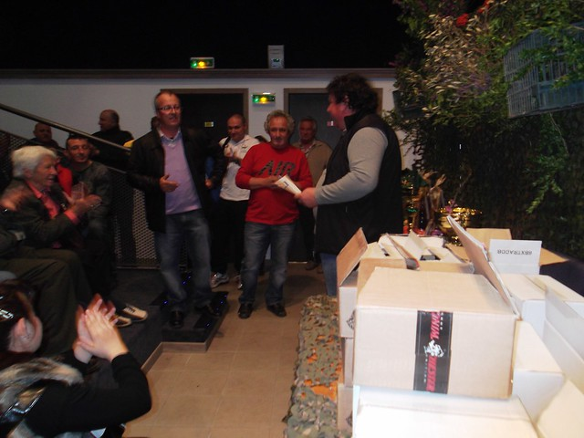 Chasse cabasse concours chilet 2012