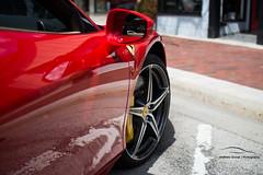 Ferrari 458 Spyder (Matthew Groner) Tags: chicago convertible ferrari spyder 458