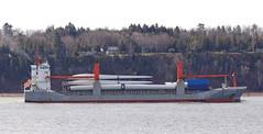Flintersky (Jacques Trempe 2,360K hits - Merci-Thanks) Tags: river ship quebec stlawrence stlaurent fleuve navire stefoy flintersky
