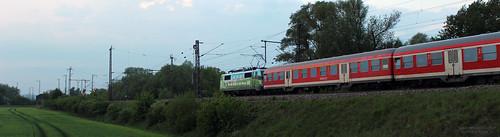 DB BR 111 039-4 & n-Wagen, DB regio | [GER] Donauwörth