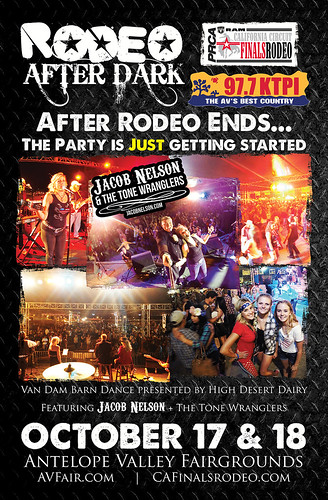 Rodeo After Dark Poster copy