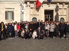 Palazzo Montecitorio Giorno della Memoria