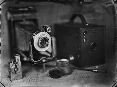 Veterans (Nagy Krisztian) Tags: camera negative wetplate collodion
