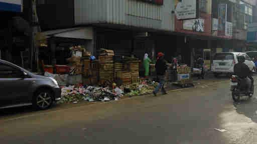 tong sampah vs Bogor