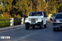 Jeep Tunisia 2015 (seifracing) Tags: honda golf volkswagen mercedes jeep tunisia taxi rover voiture renault vehicles mazda hammamet spotting iveco tunisian 2015 tunisko seifracing