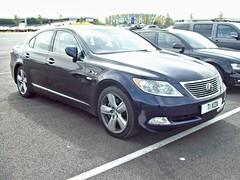 256 Lexus LS460 SE (4th Generation) (2007) (robertknight16) Tags: japan silverstone ls lexus ferraridays 2000s ls460 hiruta t1xox