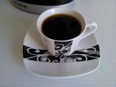 espresso (Thorsten Woeckener) Tags: kaffee espresso frhstck