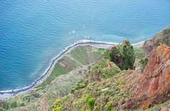 Paysage de Madeira (JSEBOUVI : 2 millions views !) Tags: sea mer island mar photo holidays foto madeira atlantique jsebouvi mai2016