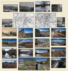 The changing fortunes of the Canal, GC and S&R Railway through Rotherham - various(13.5Mby) (Dao-Haiku) Tags: bowbridge rotherham riverdon riverrother greatcentralrailway dmu class66 dbc gcr northernrail class142 rufc class144 donstreet sheffieldandsouthyorkshirenavigation 142029 mslr 144005 144002 guestchrimes rotherhamcentral 144003 142092 144007 142060 66034 manchestersheffieldlincolnshirerailway boothsscrapyard donisland newyorkstadium ickles icklesviaduct 2n24 6m69 rotherhamroad 2r13 2n23 2r82 2n25 holmeschord rotherhammain westgatebranch ssyn rotherhamstation adwicktosheffield sheffieldtoleeds leedstosheffield sheffieldrotherhamrailway 2y87 yorktosheffield lincolncentraltoadwick greasbroughroad heckplasmortodowlowbriggssidings wickerstation tramtrainsystem