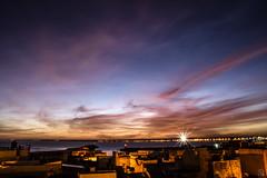 Le notti di El Jadida (io.robin) Tags: mare alba cielo marocco moroco notte magreb eljadida cittportoghese