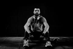 Portrait (Masha Mazi) Tags: boy portrait people blackandwhite bw man skate longboard