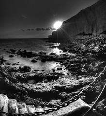 Shangri la (pauldunn52) Tags: england lighthouse sussex chalk chains head cliffs belle beachy tout